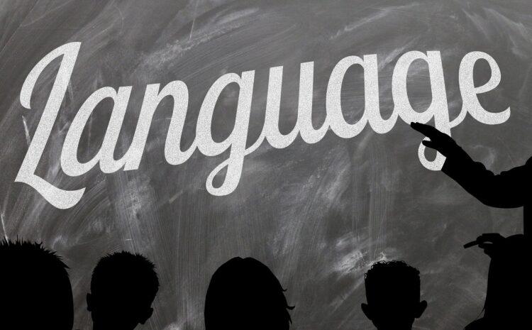 Language in A Montessori Classroom